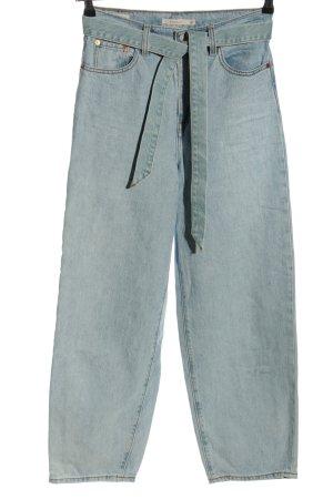 Levi's Jeans larghi blu Cotone