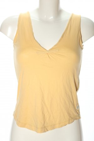 Levi's Basic Top hellorange Casual-Look