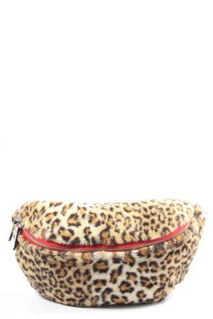 Levi's Marsupio Stampa leopardata stile casual