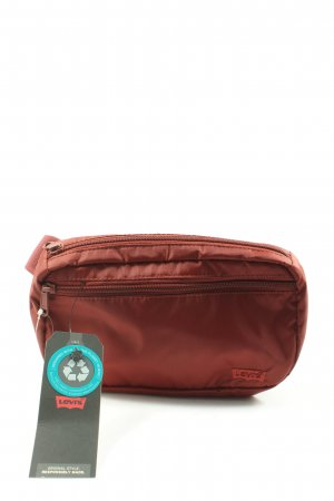Levi's Bauchtasche rot Casual-Look