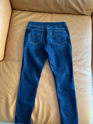 Levi's Jeans a sigaretta blu scuro