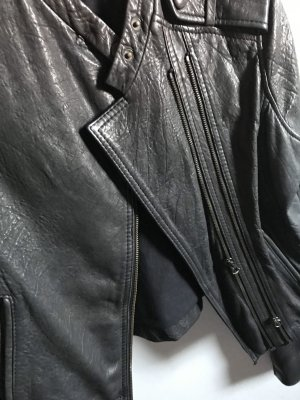Levi's Biker Jacket black-dark brown