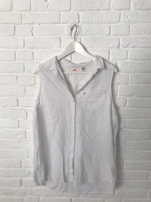 Levi's Chemise à manches courtes blanc