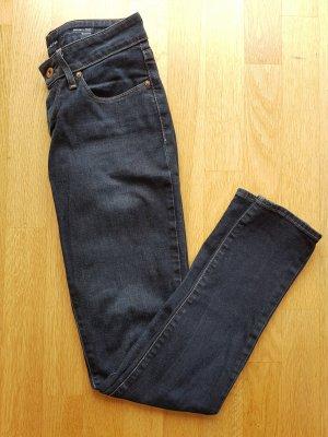 Levi's Vaquero skinny azul oscuro