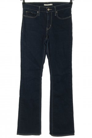 "Levi's Boot Cut Jeans ""Slimming Boot"" blau"