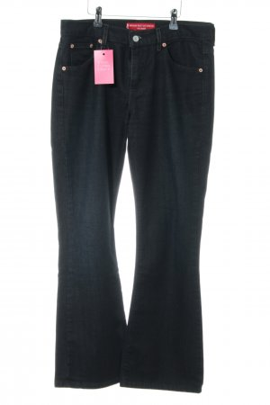 Levi's Boot Cut Jeans schwarz Casual-Look