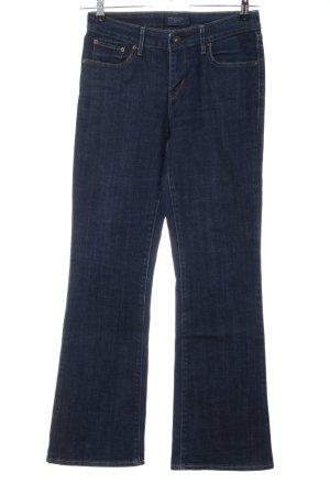 """Levi's Jeans bootcut """"Demi Curve"""" bleu"""