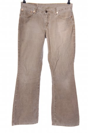 Levi's Boot Cut Jeans braun Casual-Look