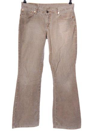 Levi's Vaquero de corte bota marrón look casual