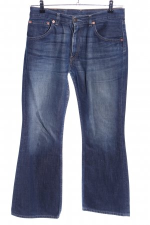 Levi's Boot Cut Jeans blue casual look