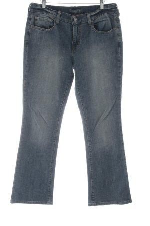 Levi's Boot Cut Jeans graublau-himmelblau Casual-Look