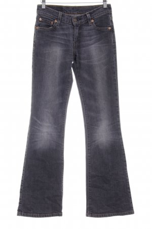 Levi's Boot Cut Jeans mehrfarbig Casual-Look