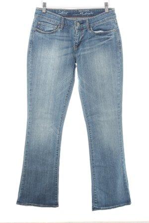 "Levi's Boot Cut Jeans ""skinny boot"" blau"