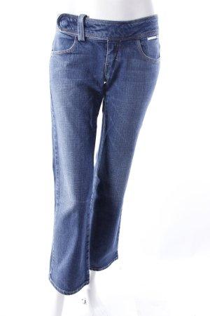 Levi's Bootcut Jeans blau