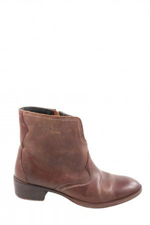 Levi's Booties braun Casual-Look