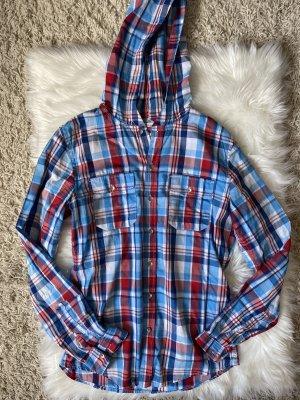 Levi's Camicia con cappuccio multicolore