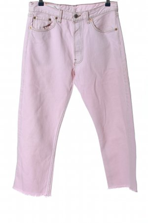 "Levi's Boyfriendjeans ""501"" pink"