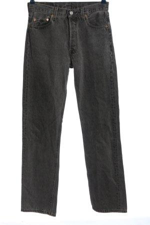 Levi's Jeans boyfriend grigio chiaro stile casual