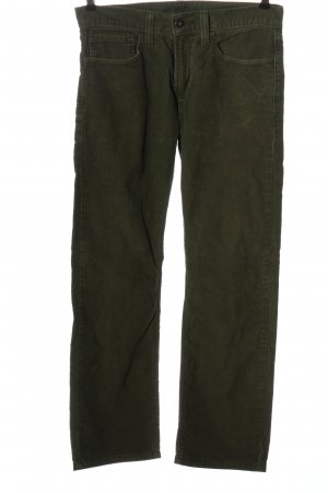 Levi's Corduroy Trousers khaki casual look