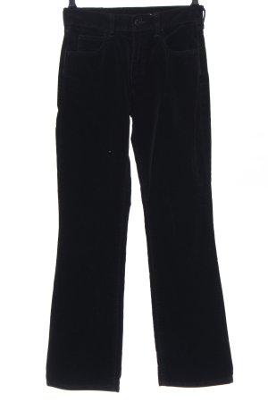 Levi's Pantalón de pana negro look casual