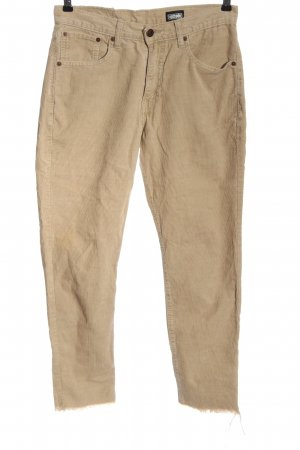 Levi's Corduroy Trousers nude casual look