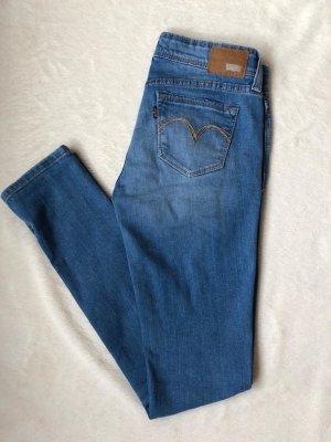 Levi's® Damen Jeans Demi Curve Skinny, niedrige Leibhöhe