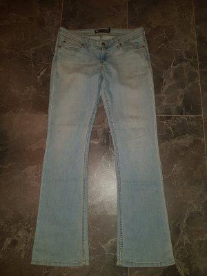 Levi's Boot Cut Jeans light blue