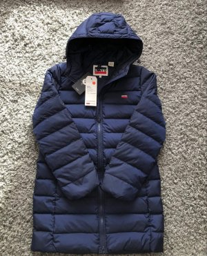 Levi's Down Coat blue-dark blue