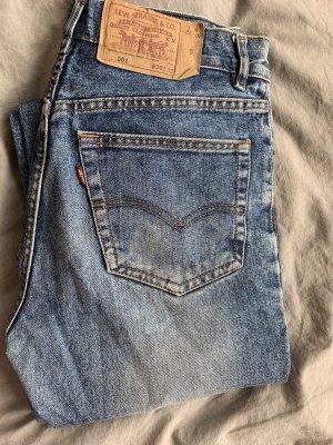 Levis Jeans boyfriend blu