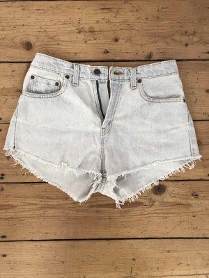 Levi's Pantaloncino di jeans azzurro-azzurro