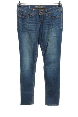 Levi's Five-Pocket-Hose blau Casual-Look