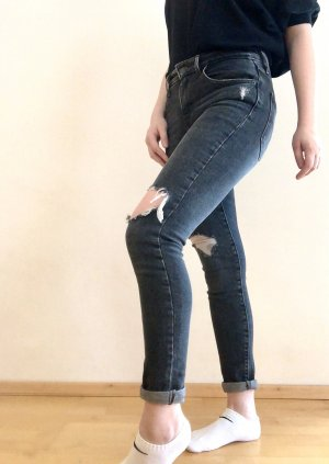 Levi's High Rise Skinny Jeans 721