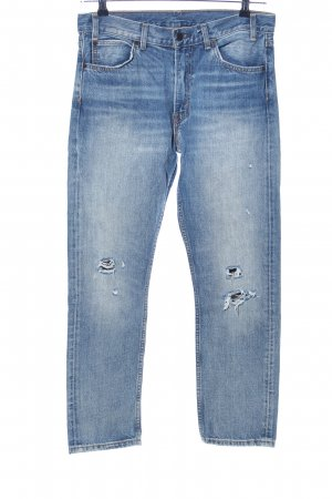 "Levi's Hoge taille jeans ""505C"" blauw"