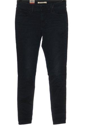 Levi's Jeans a vita alta blu elegante