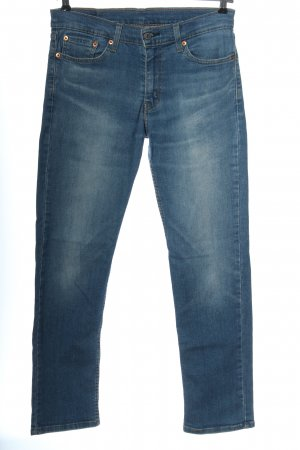 Levi's High Waist Jeans blue casual look