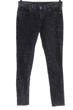 Levi's Dopasowane jeansy czarny W stylu casual