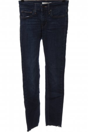 Levi's Jeans a vita alta blu stile casual