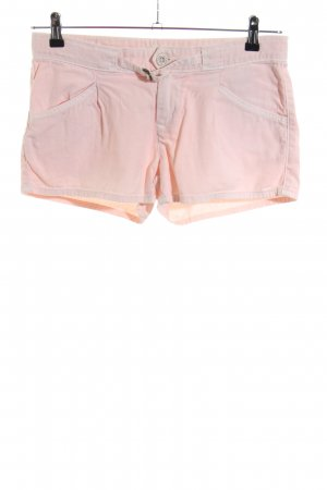 Levi's High-Waist-Shorts pink Casual-Look