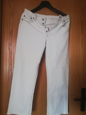 Levi's Five-Pocket Trousers white