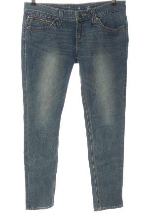 Levi's Jeans taille basse bleu style décontracté