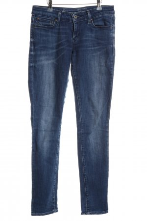 Levi's Low Rise jeans blauw casual uitstraling
