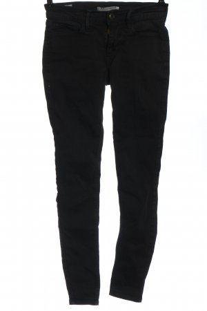 Levi's Jeans vita bassa nero stile casual