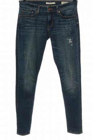 Levi's Low Rise Jeans blue casual look