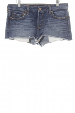 Levi's Low Rise jeans blauw straat-mode uitstraling