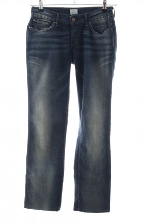 """Levi's Low Rise jeans """"Bold Curve Straight"""" blauw"""