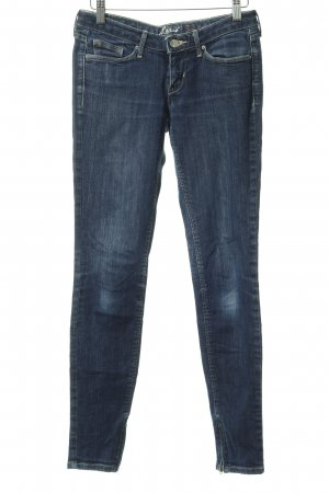 Levi's Low Rise jeans donkerblauw-staalblauw casual uitstraling