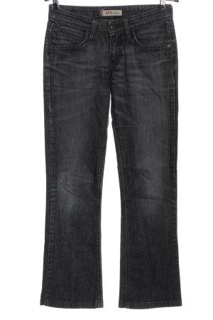 Levi's Jeans taille basse bleu moucheté style décontracté