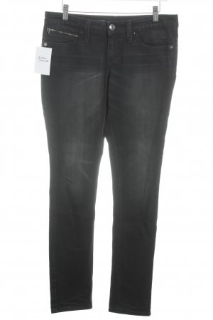 Levi's Low Rise Jeans black casual look