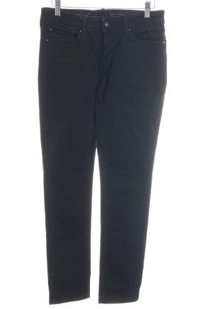 Levi's Low Rise jeans zwart simpele stijl