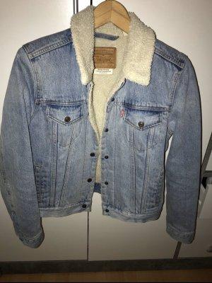 Levi's Denim Jacket cornflower blue